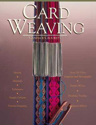 Card Weaving By Crockett, Candace